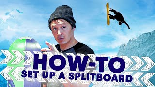 Download How To Set Up Your Splitboard | Shred Hacks Video