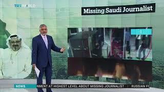 Download Khashoggi disappearance: How it happened Video