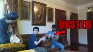 Download CAUGHT HIM BREAKING HIS FAST PRANK BACKFIRES! Video