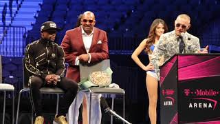 Download 'I BELIEVE I FLUSTERED FLOYD MAYWEATHER WITH THE FIRST COUPLE OF SHOTS' - CONOR McGREGOR Video