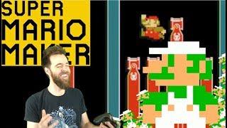 Download The BEST Level Ever Seen :} SUPER EXPERT NO SKIP [#16] [SUPER MARIO MAKER] Video