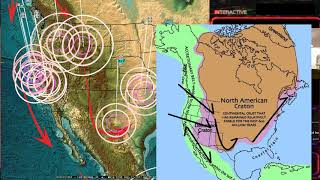 Download 8/20/2017 - Global Earthquake Update - West Coast USA Plate moving - Slow slip stopping? Video
