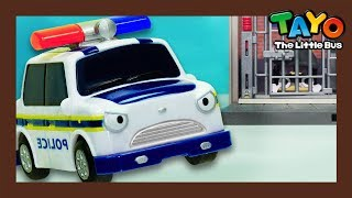 Download Tayo Pat the Police Car l What does police car do? l Tayo Job Adventure l Tayo the Little Bus Video