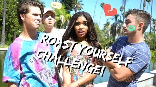Download Roast Yourself Challenge!! Video