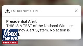 Download FEMA sends out first 'Presidential Alert' Video