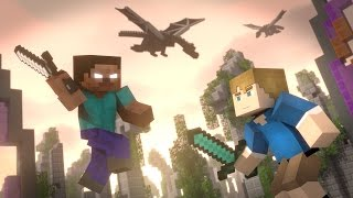 Download Different Heaven & EH!DE - My Heart | Minecraft Animation Video
