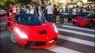 Download Supercars in Monaco August 2017 - Accelerations, Revs, Start Up and more!! Video