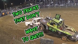 Download TWO trucks that DON'T want to QUIT!! Video