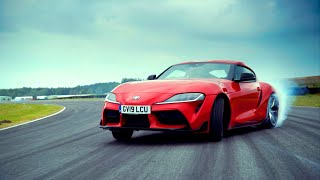 Download Is the new Toyota Supra too... 'BMW'? | Top Gear: Series 27 Video
