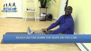 Download STRETCHING FOR THE ANKLE INJURIES Video