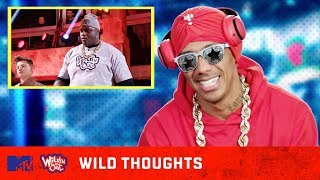 Download Mariah Carey Makes Shaq Apologize For A Bad Joke 😱 | Wild 'N Out | #WildThoughts Video