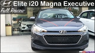 Download Hyundai Elite i20 2017 Magna Executive Model Interior,Exterior Walkaround And Review Video