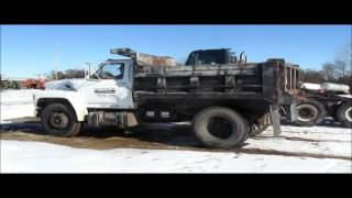 Download 1985 Ford F800 dump truck for sale | sold at auction February 25, 2016 Video