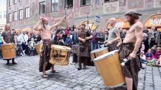 Download Stadtspektakel Landshut 2013- Clanadonia Video