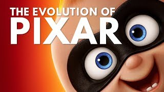 Download Evolution of Pixar Movies (Toy Story to Incredibles 2) Video