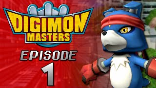 Download Digimon Masters Online: Episode 1 - DATS Agent! Video