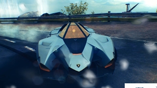 Download Asphalt 8 Lamborghini Egoista (MAX) vs Lamborghini Huracan Iceland 32 Racers (Race Suggestion #45) Video