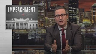 Download Impeachment: Last Week Tonight with John Oliver (HBO) Video