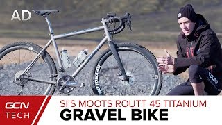 Download Si's Moots Routt 45 Titanium Gravel Bike | Iceland Bikepacking Setup Video