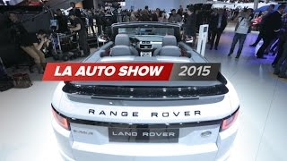 Download 2015 LA Auto Show special edition (CNET On Cars, Ep. 78) Video