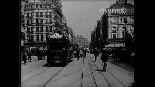 Download 'Round Brussels in Ten Minutes (Durch Brüssel in 10 Minuten) - 1908 Video