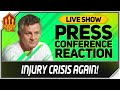 Download Solskjaer Press Conference Reaction! Manchester United vs Arsenal Man Utd News Video
