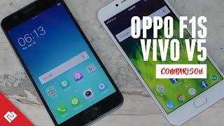 Download ViVo V5 Camera vs OppO F1s Comparison | Smartphone Camera Battle Video