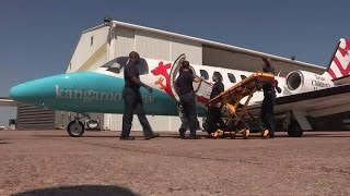 Download Texas Children's Kangaroo Crew: Pediatric Intensive Care Transport Video