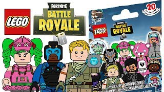 Download LEGO Fortnite Minifigures - CMF Draft! Video