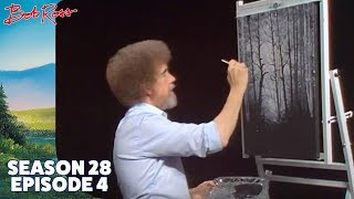 Download Bob Ross - Golden Rays of Sunshine (Season 28 Episode 4) Video