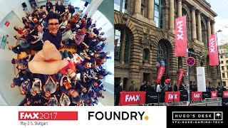 Download LIVE at FMX 2017 - Compositing tips & tricks by Hugo Guerra - Foundry Workshop Video