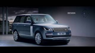 Download New Range Rover – Design, Technology and Performance Video
