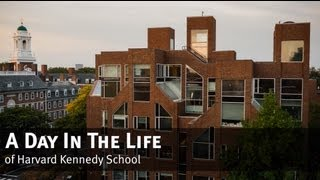 Download A Day In The Life of Harvard Kennedy School Video