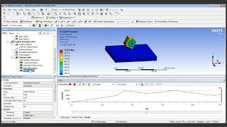 ANSYS Explicit Dynamic Analysis | ANSYS Workbench Impact/Crash Test