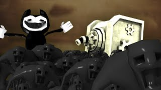 Download Minecraft | Bendy and The Ink Machine - BENDY'S INK MONSTER ARMY! (Bendy in Minecraft) Video