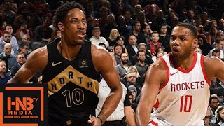 Download Toronto Raptors vs Houston Rockets Full Game Highlights / March 9 / 2017-18 NBA Season Video