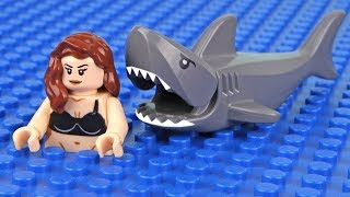 Download Lego Batman Shark Attack Video