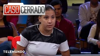 Download Teenager discovers that her mother is actually her father | Caso Cerrado | Telemundo English Video
