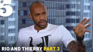 Download Henry: 'I respect Ronaldo - but Messi is the best in the world' | Rio & Thierry Part 3 Video