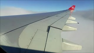 Download [HD] Turbulent flight from Istanbul to Zurich on board Turkish Airlines A330-200 - 11/10/2015 Video