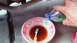 Download Cara Mudah Bersihkan Karat Knalpot Motor Video