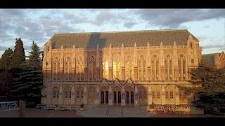 Download A day at University of Washington in Seattle | DJI Mavic Pro drone footage Video
