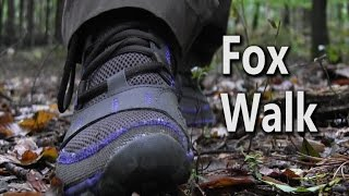 Download Fox Walk - How To Walk Silently Through The Woods Video