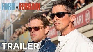 Download FORD v FERRARI | Official Trailer [HD] | 20th Century FOX Video