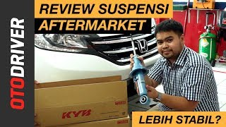 Download Kayaba New SR Review Indonesia | OtoDriver Video