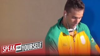 Download Michael Phelps vs. Usain Bolt...who is more impressive? | SPEAK FOR YOURSELF Video