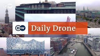 Download #DailyDrone: Hamburg Video