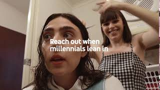 Download Reach out when they lean in: Celebrating YouTube's connection with Aussies Video