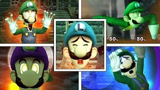 Download WHAT IF Luigi Had Other FINAL SMASHES? (Super Smash Bros Mods) Video