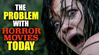 Download The Problem with Horror Movies Today Video